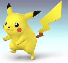 pika...chu Pikachu