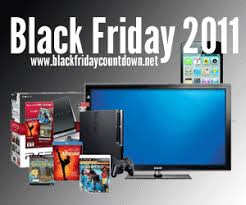 Black Friday 2011 sales season