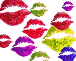 Besos de colores