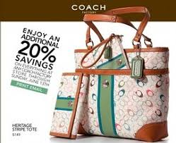 This Coach outlet coupon is