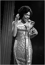 Eartha Kitt in 1960,