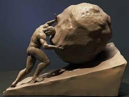 В борьбе за идеальное тело Sisyphus