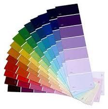 Le choix des couleurs