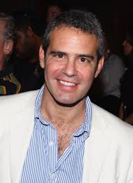 Andy Cohen \x26amp; Stephen Colbert