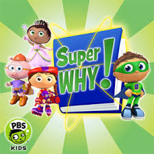 PBS Kids and Super Why!