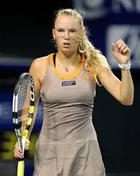 caroline wozniacki pics tennis