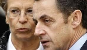 République bananière - les institutions - Page 5 910824_Michele-Alliot-Marie-et-Nicolas-Sarkozy