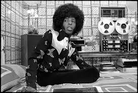 the legendary Sly Stone.
