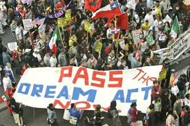 dream act rally banner