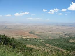 Great Rift Valley in Kenya