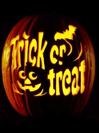Trick or Treat times,
