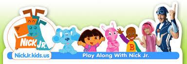 NickJr.kids.us -- Play Along