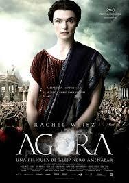 Cartel de la película, Ágora, 2009