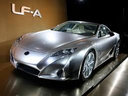 lexus supercar