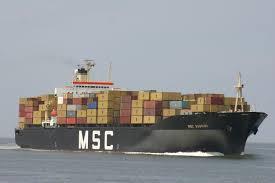 M/V MSC Sabrina