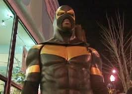 Phoenix Jones comic book?