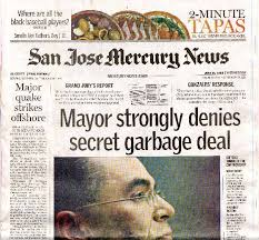 San Jose Mercury News is the