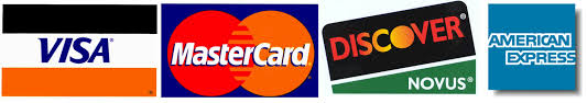 McCoy's Ace Hardware accepts Mastercard, Visa, Discover and American Express