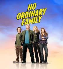 No Ordinary Family cast