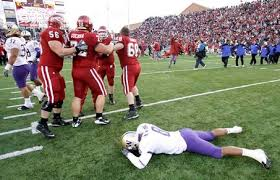 the 2008 Apple Cup the