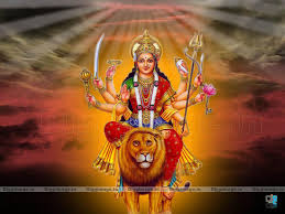 Wallpapers Backgrounds - Blessing Durga mata wallpapers download Dasara