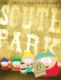 South Park SouthPark_S13_DVD_f