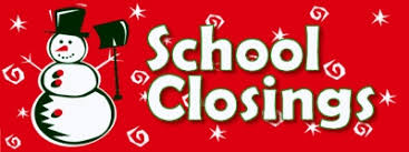 School \x26amp; Business Closings