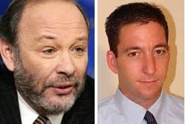Salon's Glenn Greenwald. - JOE-GLENN