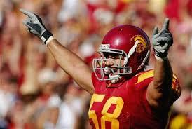 the USC Trojan football