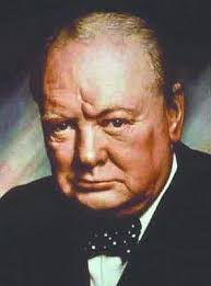 Winston Churchill: Hot Potato