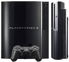 Console della playstation 3