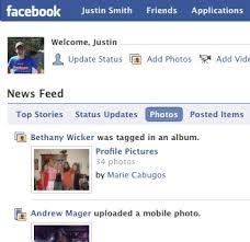 facebook news feed filter