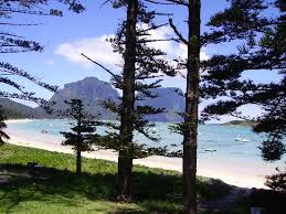 Visiting Lord Howe Island,