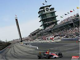 Racing to the Indianapolis 500