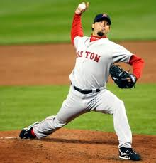 Boston Red Sox Josh Beckett
