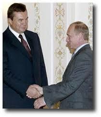 Yanukovych & Putin