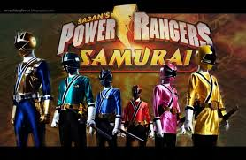 in �Power Rangers Samurai�