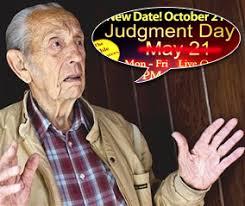 Harold Camping October 21 2011