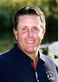 Phil Mickelson ethnicity