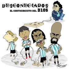 Caricaturas jugadores de futbol