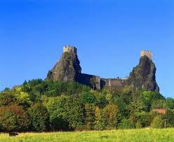 Český ráj-hrad Trosky