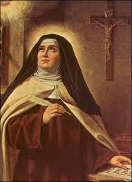El santo de hoy...Teresa de Jesús (de Ávila), Santa SantaTeresaDeJesus_img2