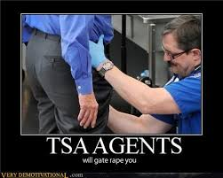 I would be considered a TSA