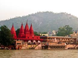 Wallpapers Backgrounds - Bholanath Sevashram temple Ganges Haridwar wallpapers