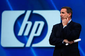 HP CEO Mark Hurd Justin