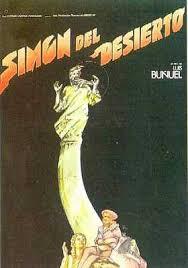 Cartel de la película, Simón del desierto, 1965