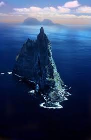 peaks of Lord Howe Island