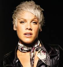Pink Laughs Off Rumors She and