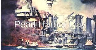 Pearl Harbor Day Lesson