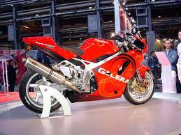 gilera 600SS new motorcycles show